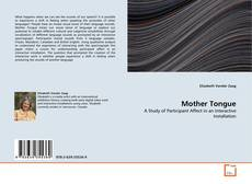 Bookcover of Mother Tongue
