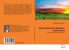 Bookcover of Small Scale Farm Debate in South Africa