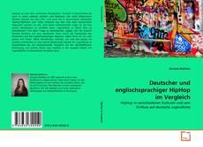 Обложка Deutscher und englischsprachiger HipHop im Vergleich
