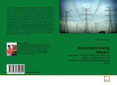 Bookcover of Household's Energy Demand