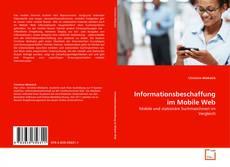 Buchcover von Informationsbeschaffung im Mobile Web