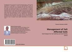 Couverture de Management of Salt Affected Soils