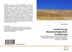 Bookcover of Landnutzung, Wasserverfügbarkeit, Ernteerträge