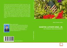 Bookcover of MARTIN LUTHER KING, JR.