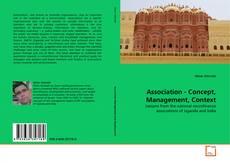 Обложка Association - Concept, Management, Context