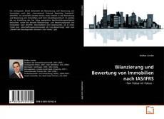 Borítókép a  Bilanzierung und Bewertung von Immobilien nach IAS/IFRS - hoz