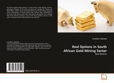 Bookcover of Real Options in South African Gold Mining Sector
