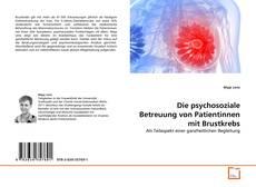 Capa do livro de Die psychosoziale Betreuung von Patientinnen mit Brustkrebs
