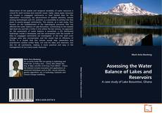 Обложка Assessing the Water Balance of Lakes and Reservoirs