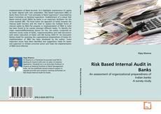Bookcover of Risk Based Internal Audit in Banks