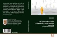 Bookcover of Performance of New Zealand's State secondary schools