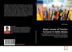 Bookcover of Major Causes of Teacher Turnover in Addis Ababa