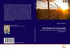 Bookcover of Two Poets at Crossroads