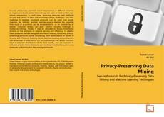 Обложка Privacy-Preserving Data Mining