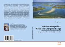 Bookcover of Wetland Ecosystems: Water and Energy Exchange