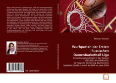 Portada del libro de Wurfquoten der Ersten Russischen Damenbasketball Liga