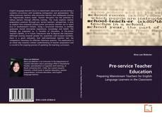 Capa do livro de Pre-service Teacher Education