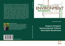 Capa do livro de Organic-Inorganic Nanocomposite Polymer Electrolyte Membranes