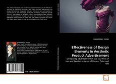 Bookcover of Effectiveness of Design Elements in Aesthetic Product Advertisement