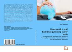 Borítókép a  Finanzmarkt- und Bankenregulierung in der Krise - hoz