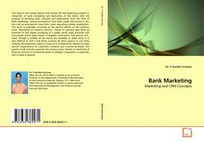 Bookcover of Bank Marketing