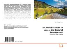 Couverture de A Composite Index to Assess the Regional Development
