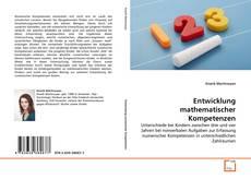 Buchcover von Entwicklung mathematischer Kompetenzen
