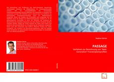 Bookcover of PASSAGE