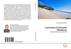 Capa do livro de Conscience Commands Obedience