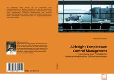 Bookcover of Airfreight Temperature Control Management