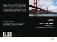 FIBER REINFORCED CONCRETE kitap kapağı
