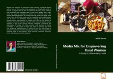 Media Mix for Empowering Rural Women kitap kapağı