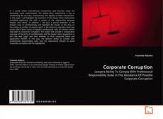 Bookcover of Corporate Corruption