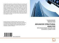 Couverture de ADVANCED STRUCTURAL ANALYSIS