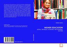 Bookcover of HIGHER EDUCATION