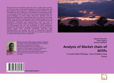 Bookcover of Analysis of Market chain of NTFPs