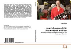 Buchcover von Umschulung zu nicht-traditionellen Berufen