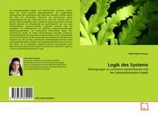 Portada del libro de Logik des Systems