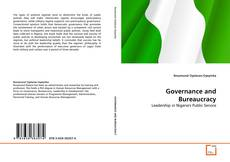 Bookcover of Governance and Bureaucracy