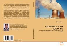 Copertina di ECONOMICS OF AIR POLLUTION