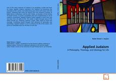Bookcover of Applied Judaism