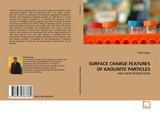 Bookcover of SURFACE CHARGE FEATURES OF KAOLINITE PARTICLES