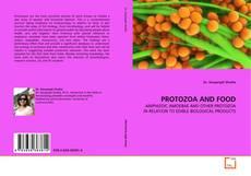 Capa do livro de PROTOZOA AND FOOD