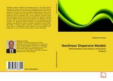 Buchcover von Nonlinear Dispersive Models