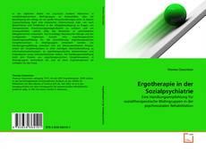 Обложка Ergotherapie in der Sozialpsychiatrie