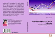 Bookcover of Household Savings in Rural Pakistan
