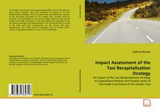 Portada del libro de Impact Assessment of the Taxi Recapitalisation Strategy