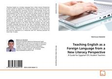 Copertina di Teaching English as a Foreign Language from a New Literacy Perspective