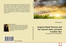 "Обложка Augusta Read Thomas and her second violin concerto ""Carillon Sky"""