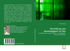 Capa do livro de Vermittlung von Nachhaltigkeit im Film